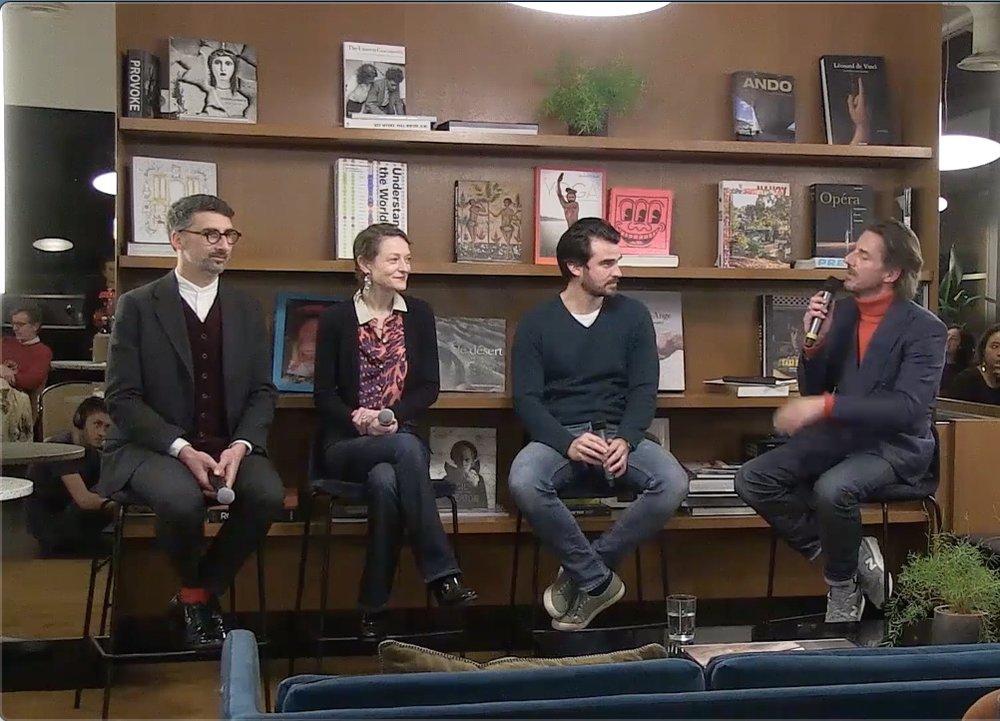 Mardi 19 mars - Pour l'Episode 5 de ses Conversations autour du thème