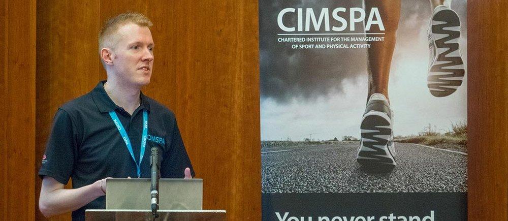 Ian Doherty, CIMSPA