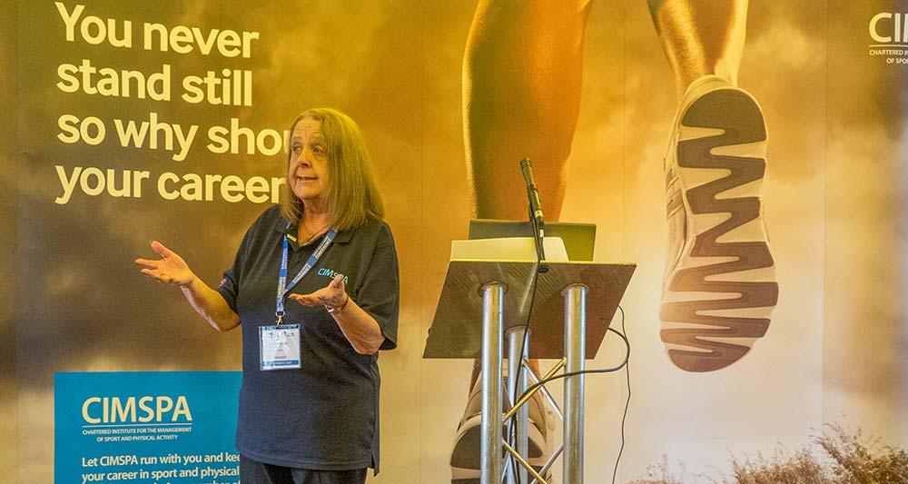 Jane Mellors, CIMSPA Quality Assurance Manager