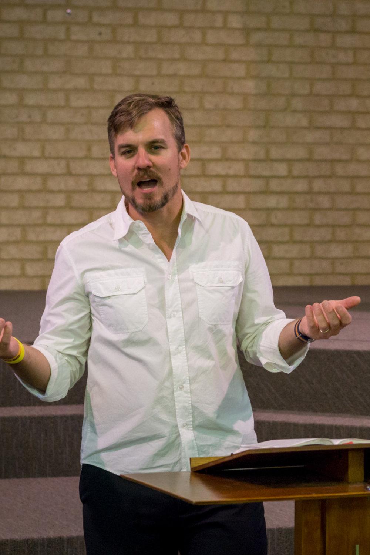 Bill Jensen    Pastor