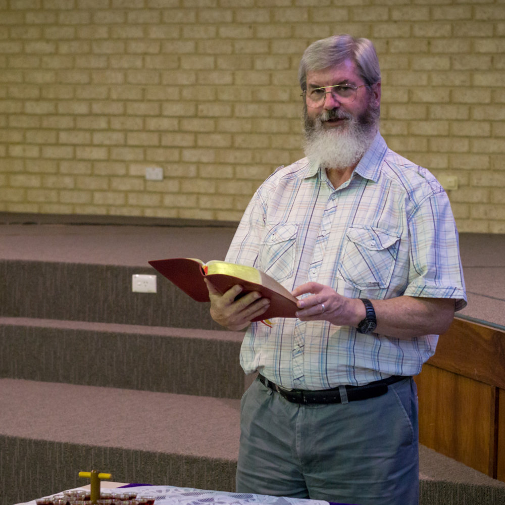 Greg Hamilton    Elder