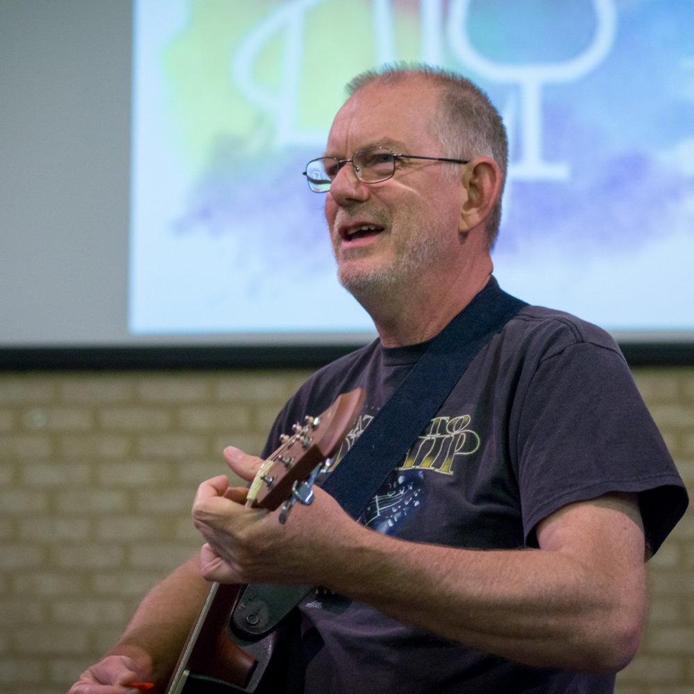Steve Beckingham    Elder