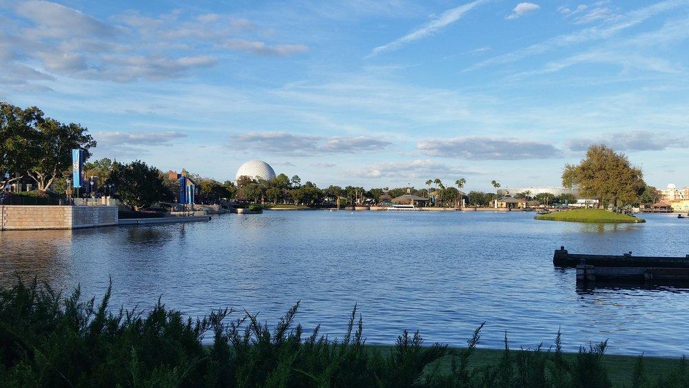 World Showcase Lagoon, EPCOT
