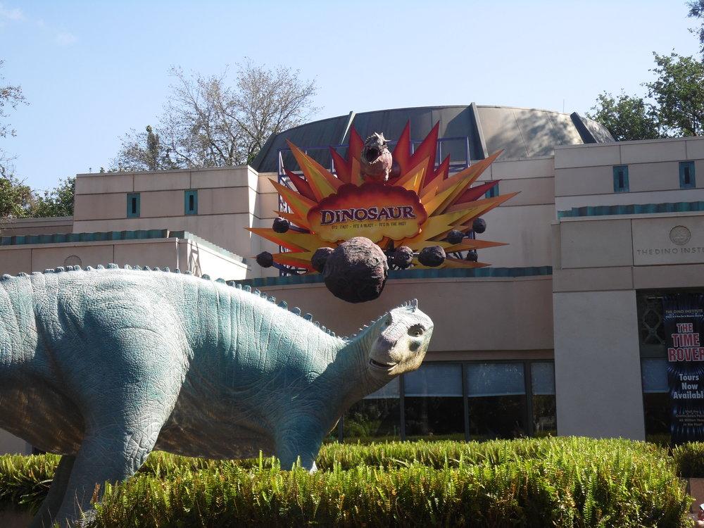 DINOSAUR, Dino-Land U.S.A., Animal Kingdom