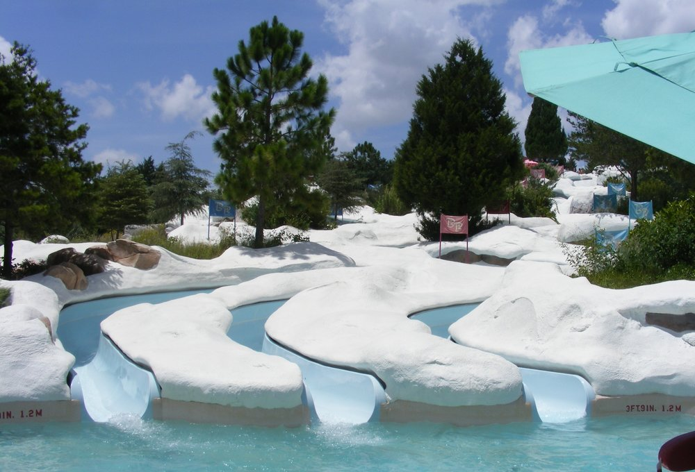 Snow Stormers, Blizzard Beach