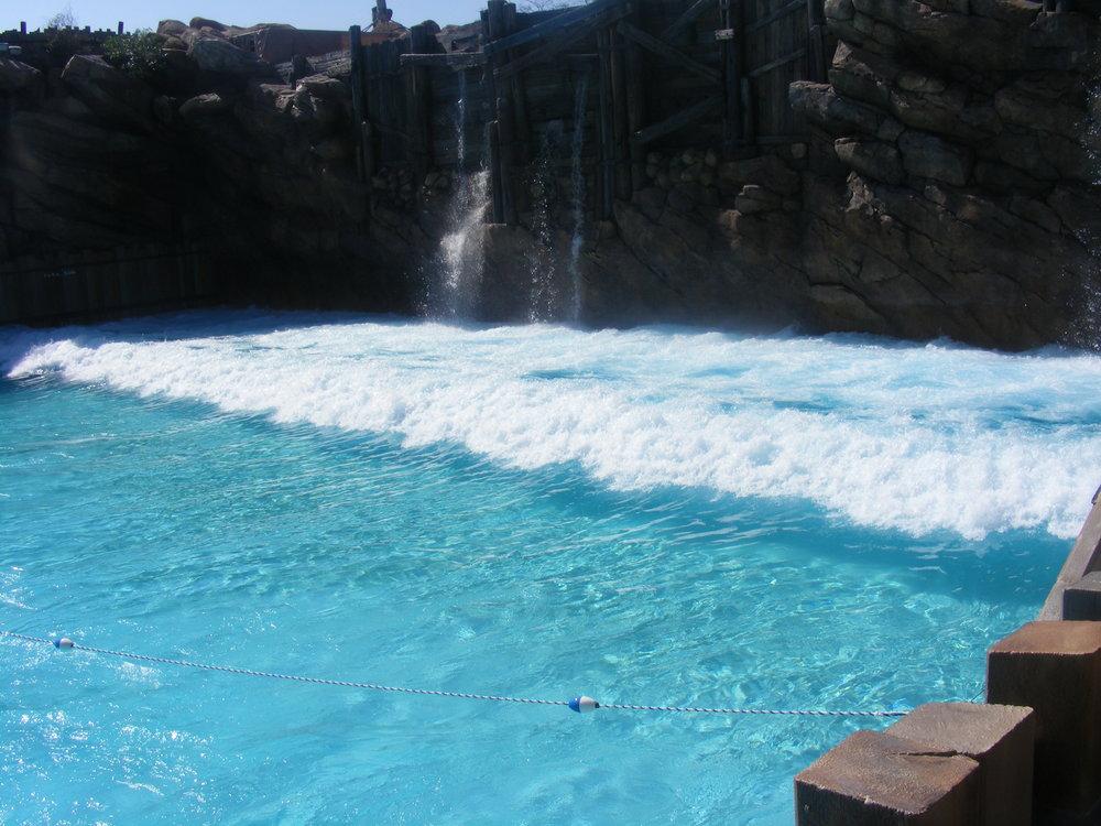 Surf Pool, Typhoon Lagoon
