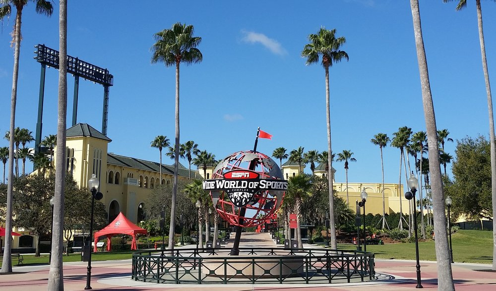 Entrance, ESPN Wide World of Sports