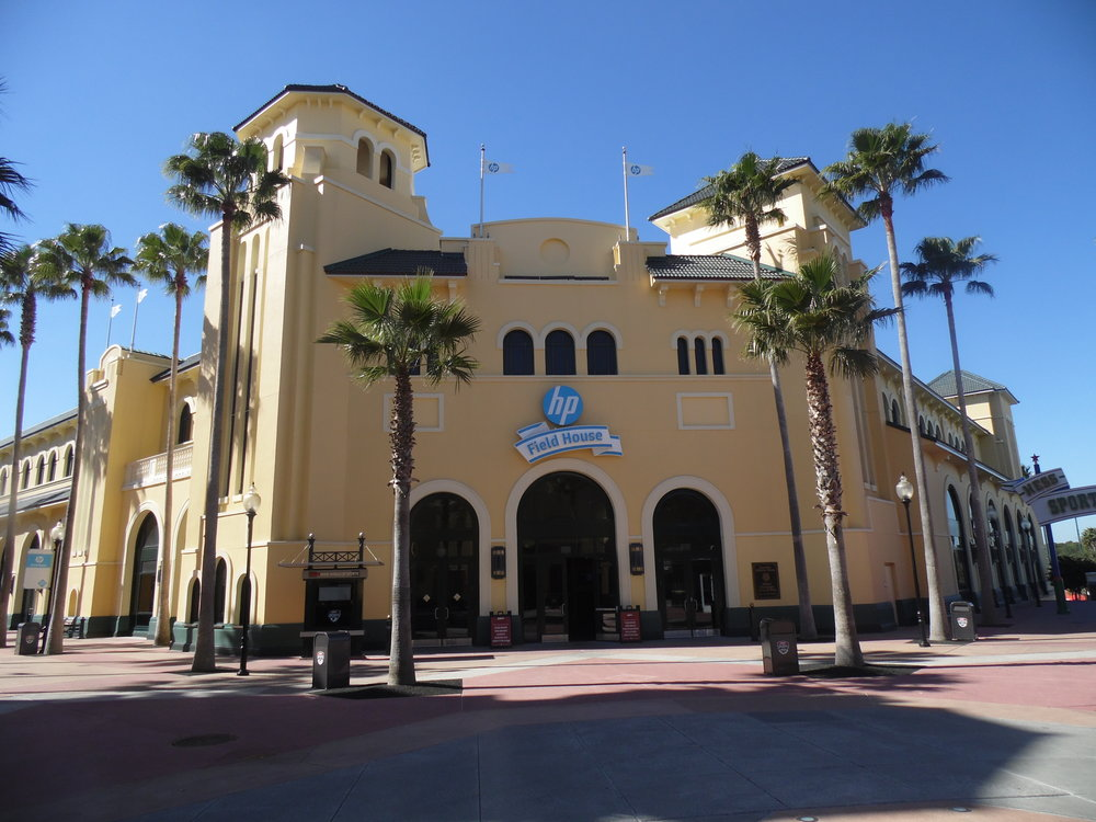 HP Field House, ESPN Wide World of Sports