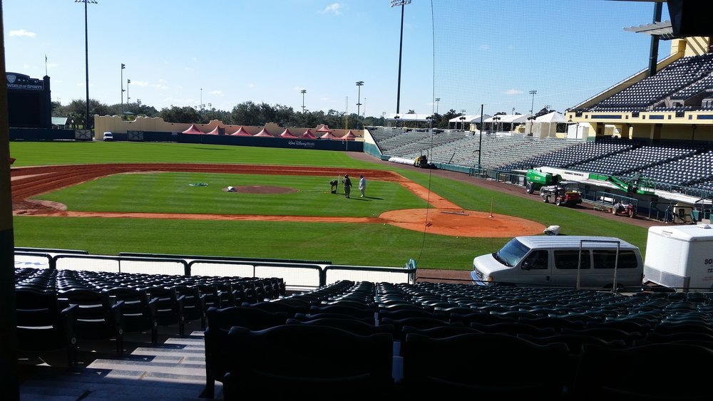 Champion Stadium, ESPN Wide World of Sports