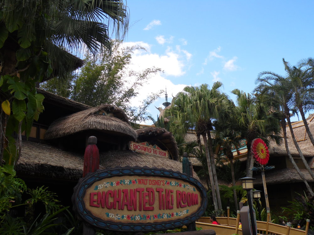 Enchanted Tiki Room, Adventureland, Magic Kingdom