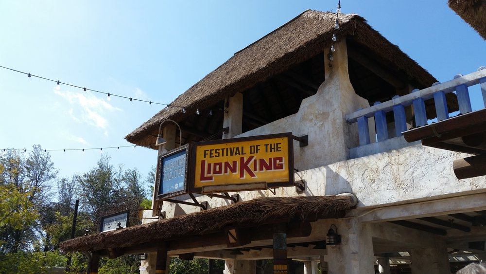 Festival of the Lion King 1