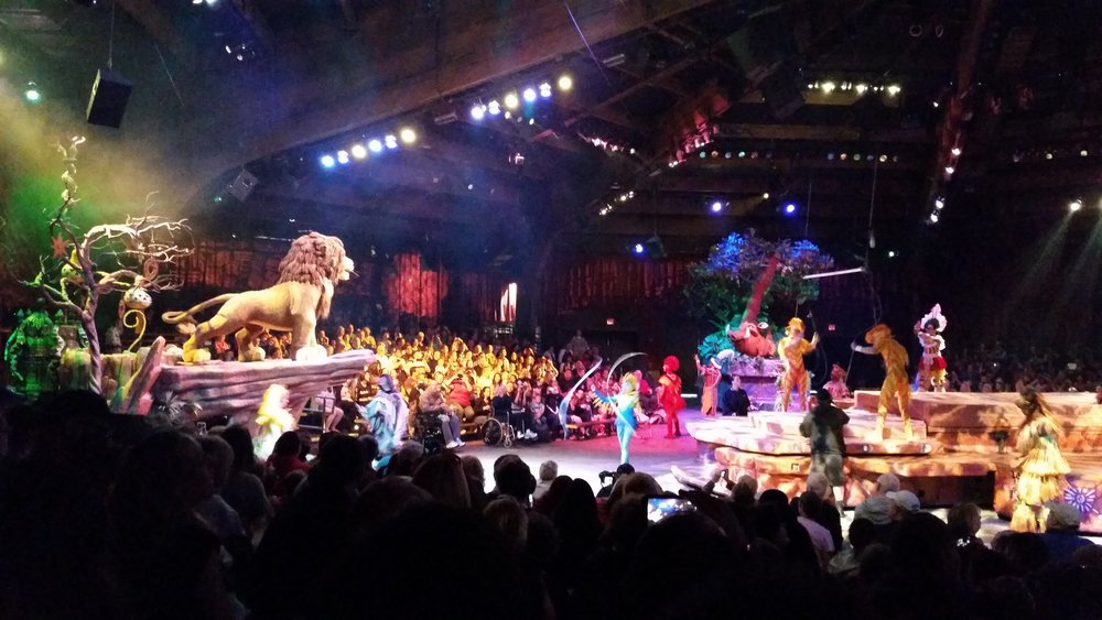 Festival of the Lion King 10