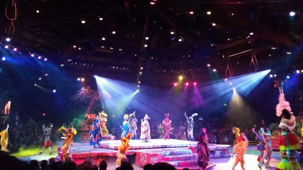Festival of the Lion King 17