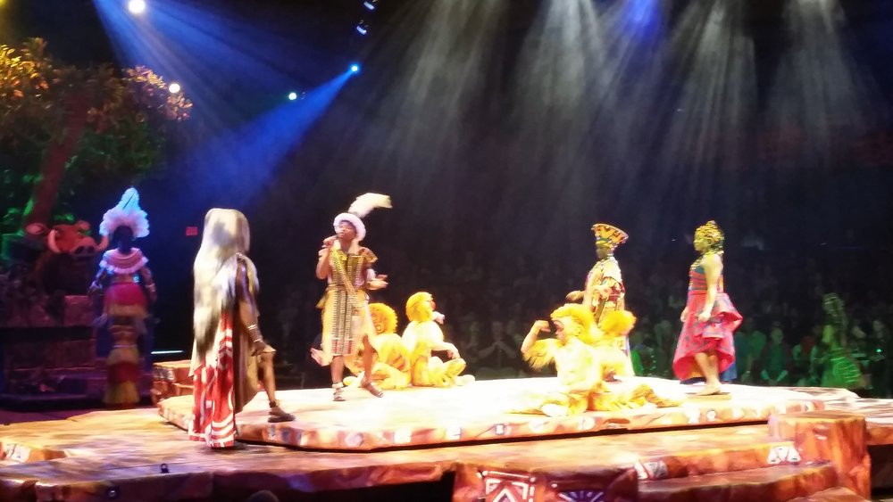 Festival of the Lion King 18
