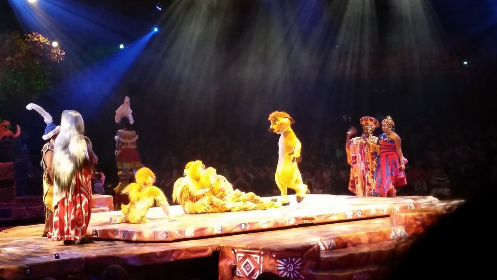 Festival of the Lion King 19