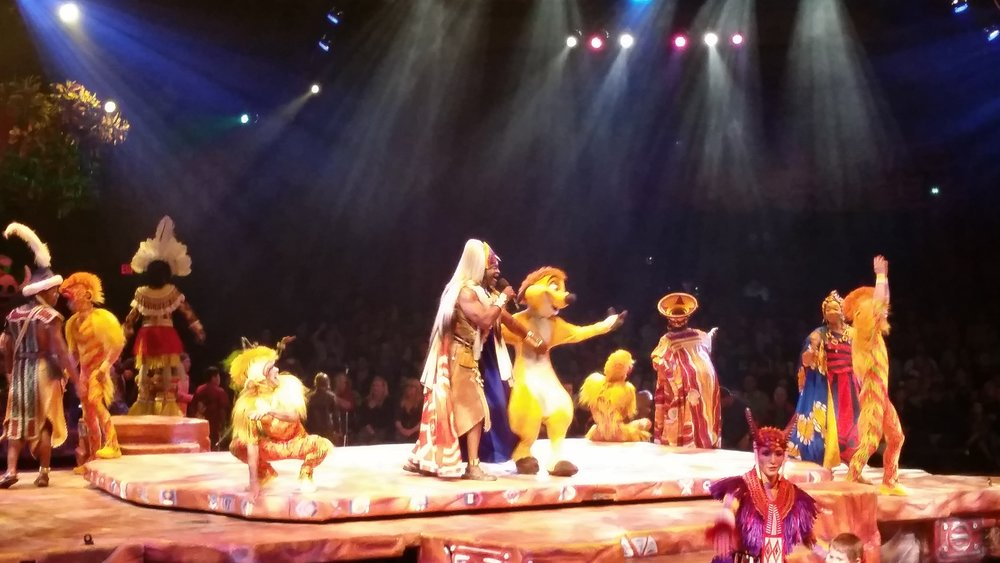 Festival of the Lion King 20