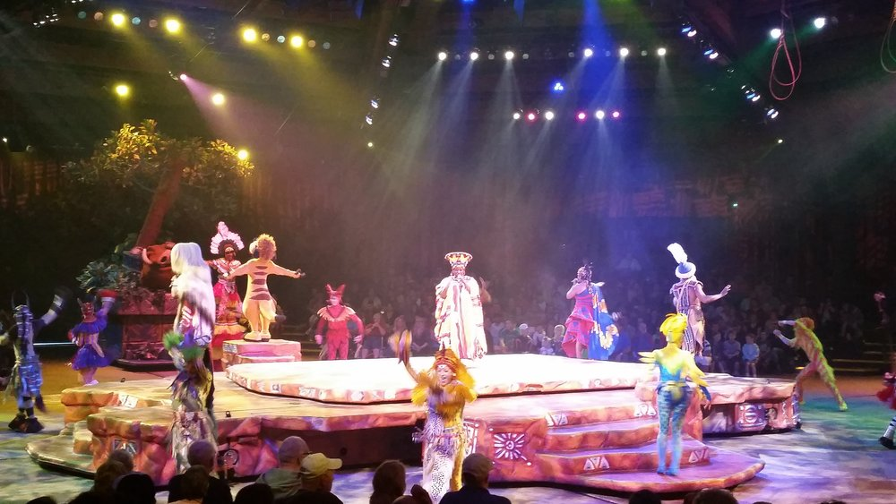 Festival of the Lion King 21