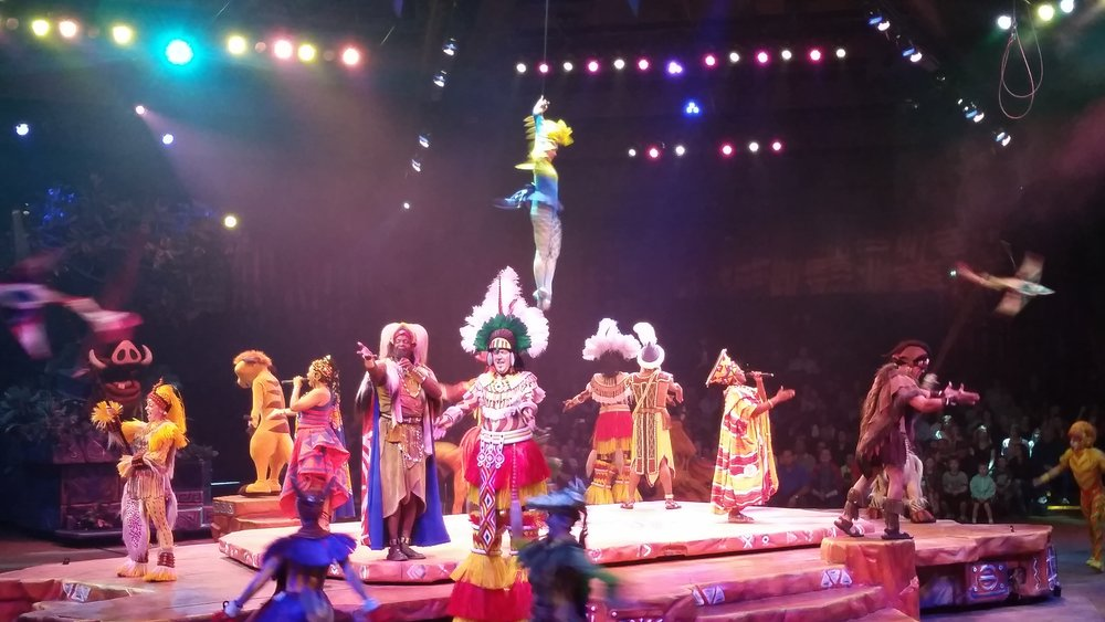 Festival of the Lion King 22