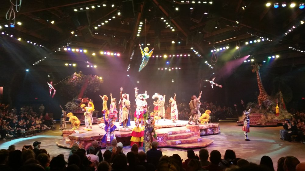 Festival of the Lion King 23
