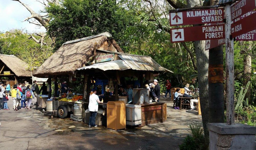 Harambe Fruit Market 1