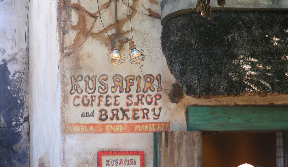 Kusafiri Coffee Shop & Bakery