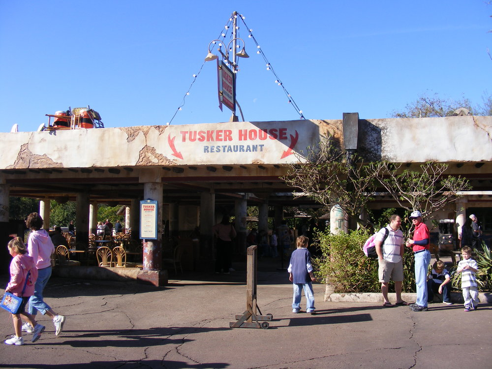 Tusker House 1