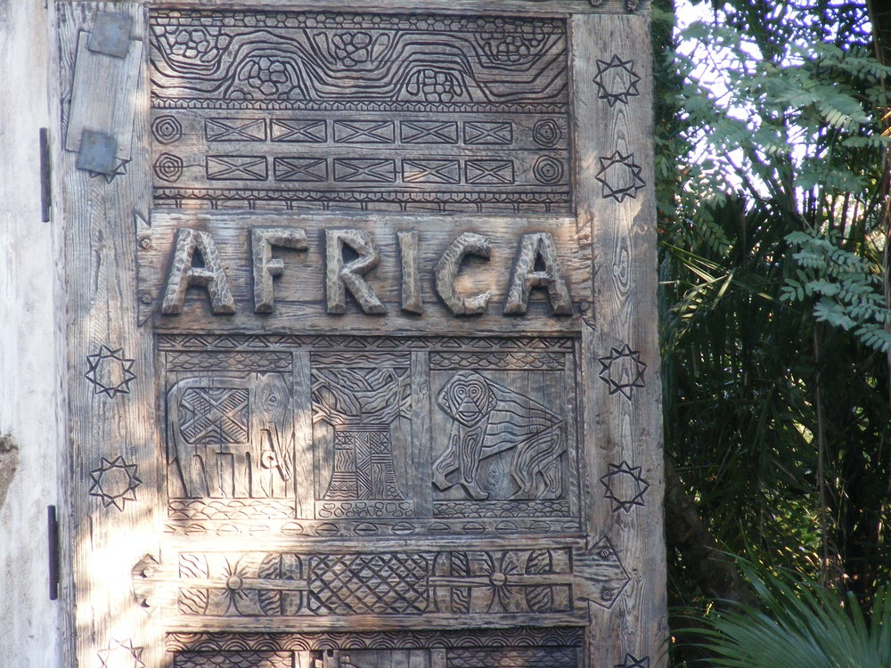 Africa Entrance