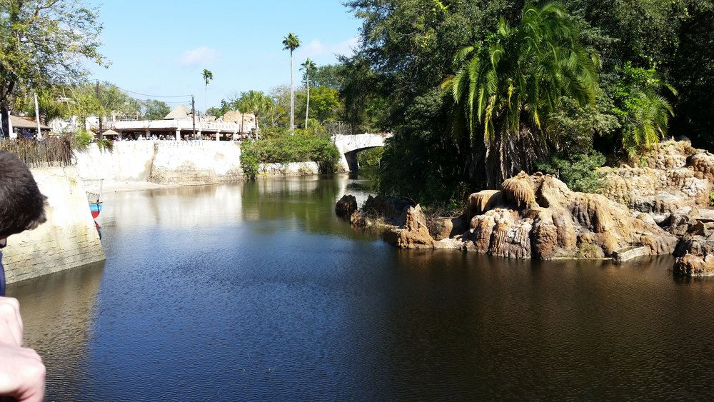Discovery River 2, Africa