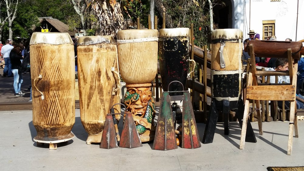Drums, Africa