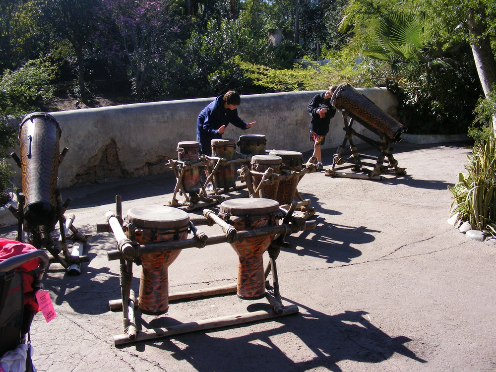 Drums 2, Africa