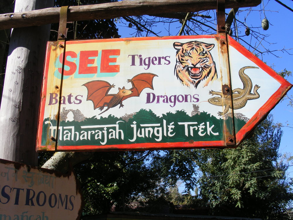 Maharajah Jungle Trek 1