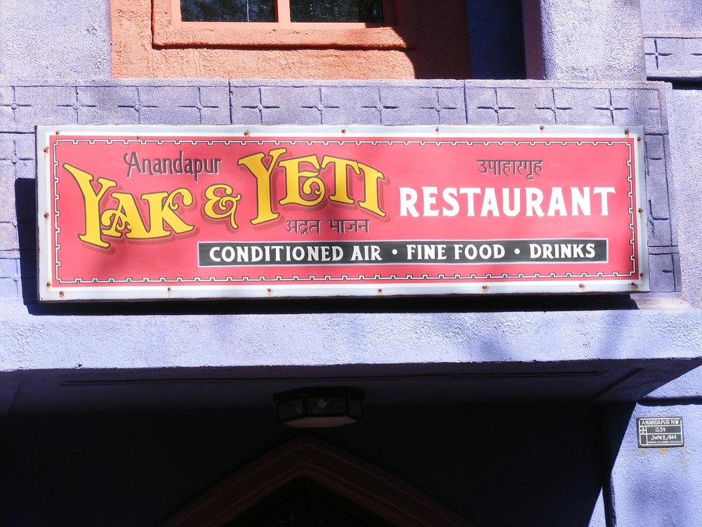 Yak & Yeti Restaurant 2