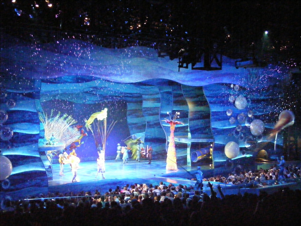 Finding Nemo-The Musical