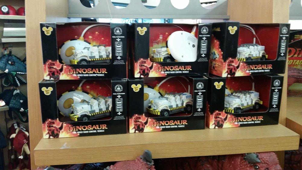 Dino Institute Gift Shop