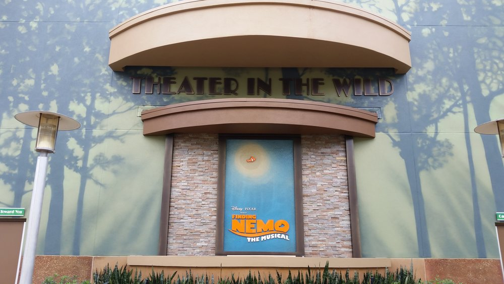 Finding Nemo-The Musical 1