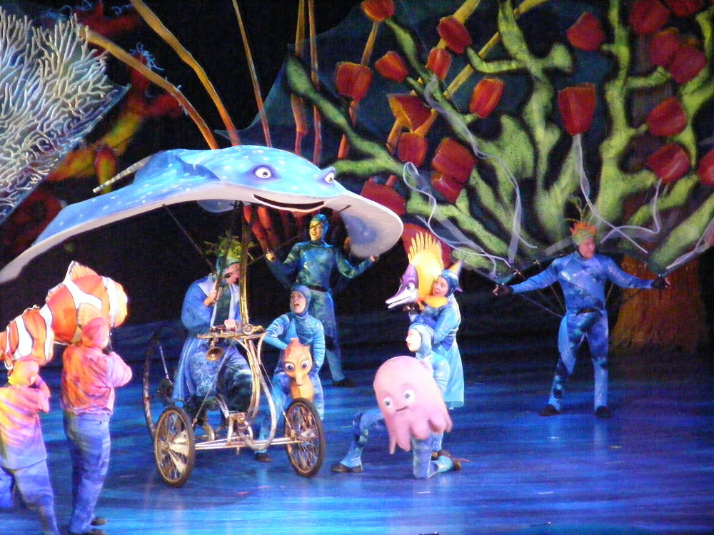 Finding Nemo-The Musical 6