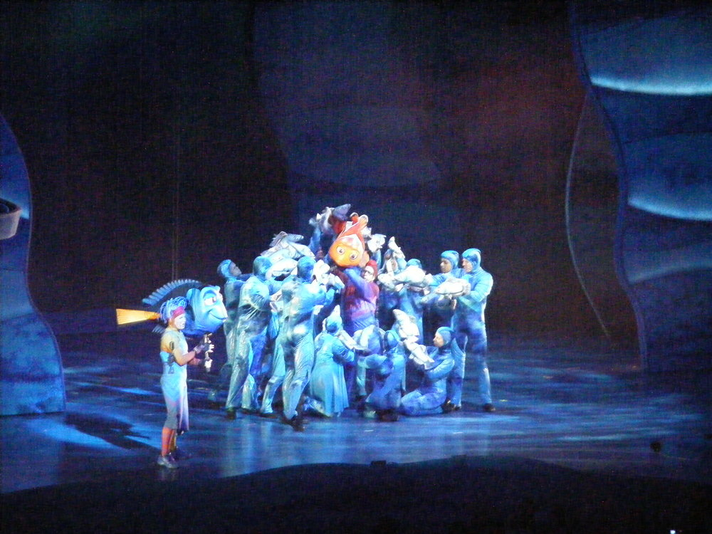Finding Nemo-The Musical 9