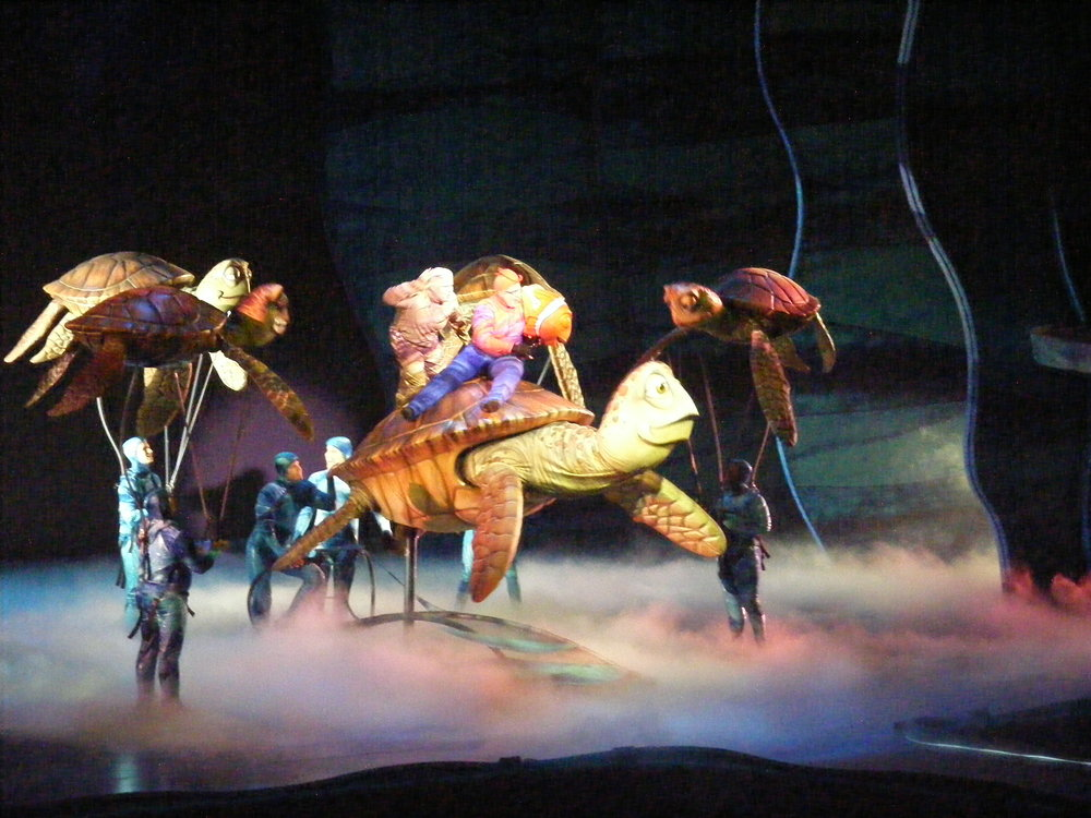 Finding Nemo-The Musical 11