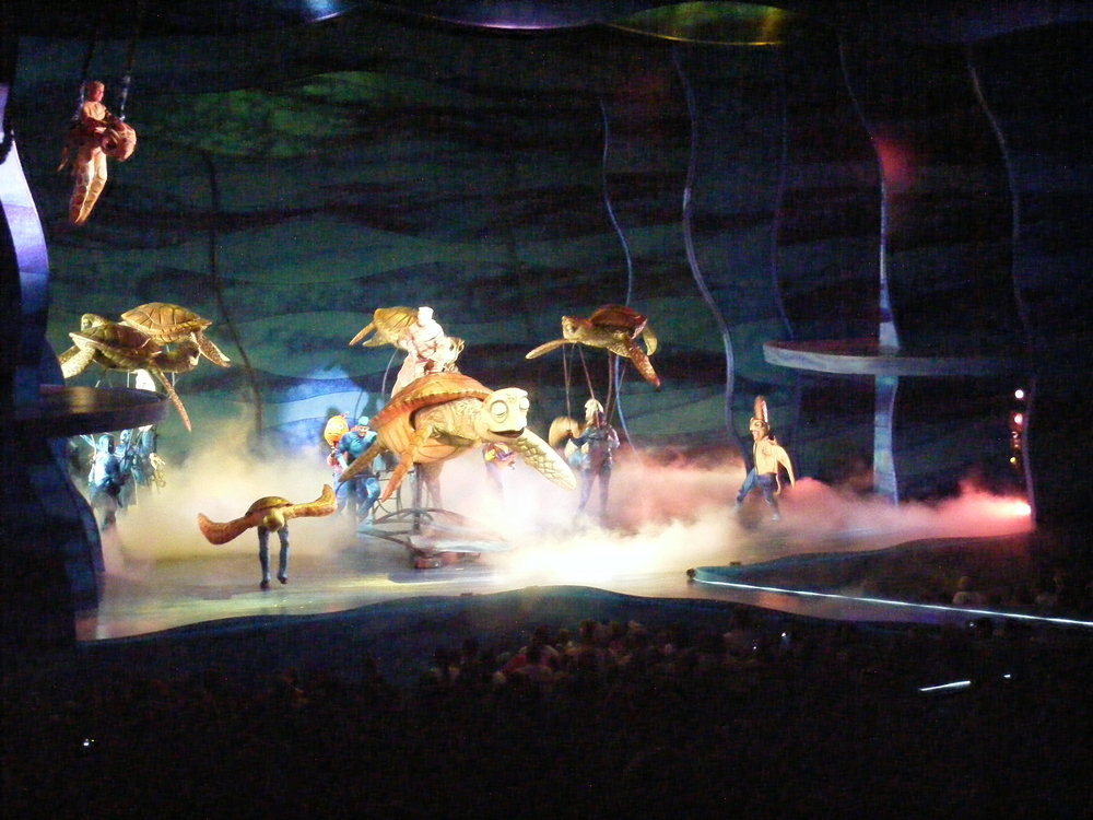Finding Nemo-The Musical 12