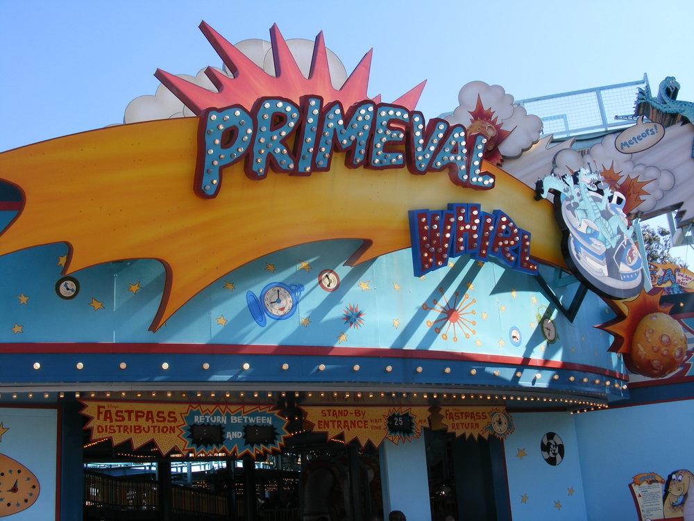 Primeval Whirl 1