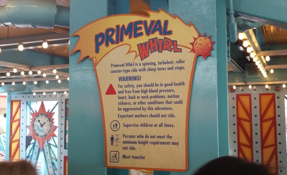 Primeval Whirl 2