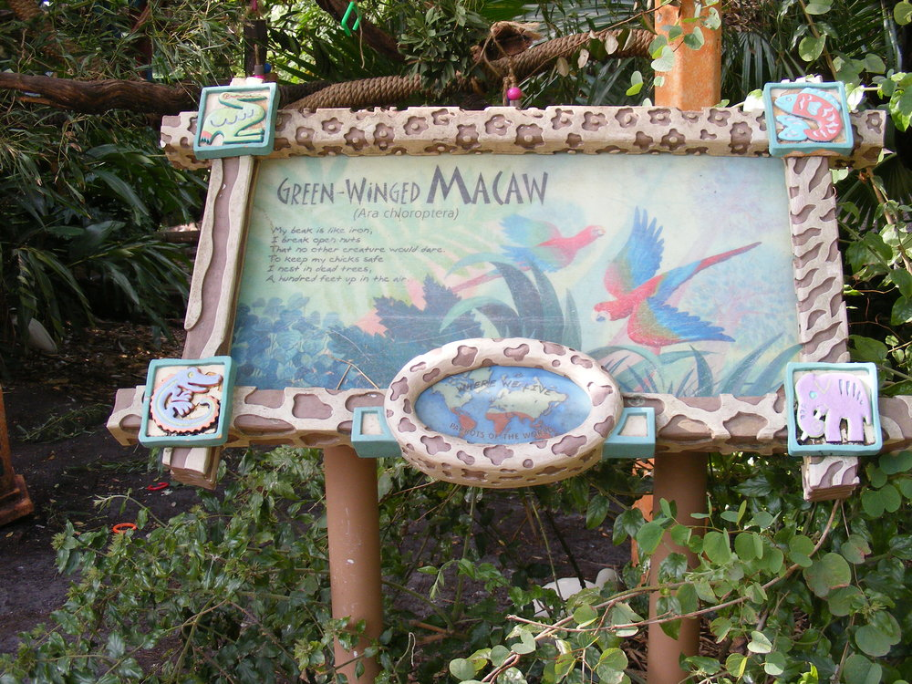 Discovery Island Trails 7