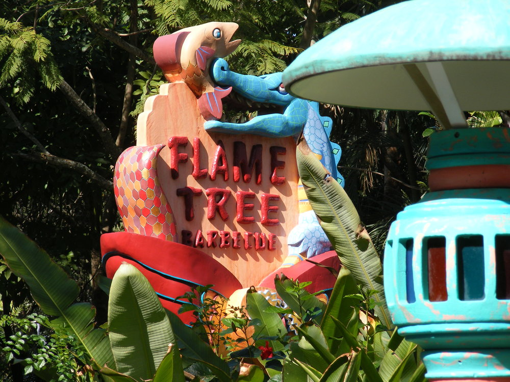 Flame Tree Barbecue 1