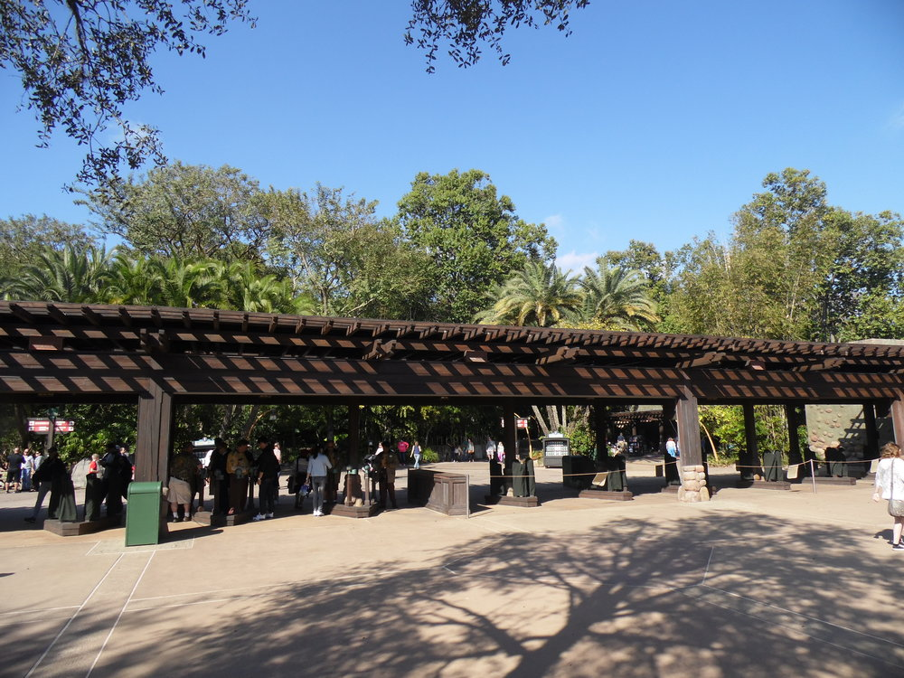 Animal Kingdom Entrance Gates