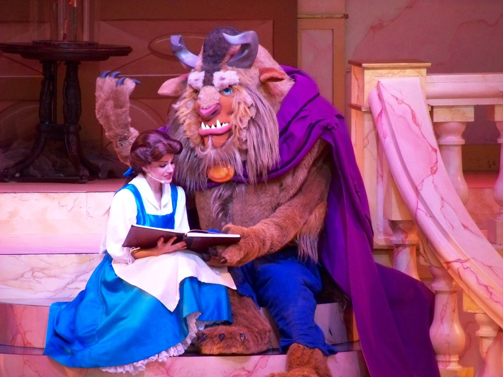 Beauty and the Beast - Live on Stage!, Sunset Boulevard, Disney's Hollywood Studios, Walt Disney World