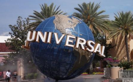 Entrance, Universal Studios, Universal Orlando
