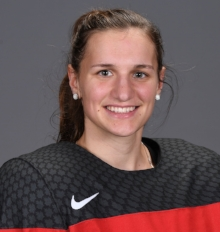 Jillian Saulnier (Hockey Canada Images)