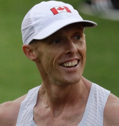 Eric Gillis finished 10th in Olympic marathon at Rio 2016.
