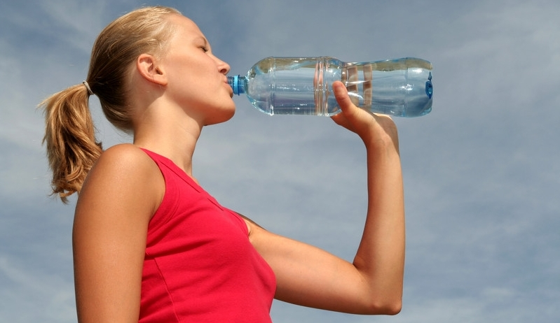 "Water can sometimes be the ""forgotten nutrient,"" says Angela Dufour, a sport dietitian."
