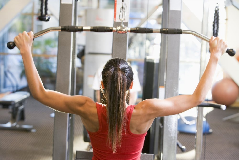 Strength training is one of the best forms of exercise in terms of risk to reward.